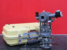 New listing Brunson Telescopic Transit Square Precision Optical Survey Tool w/Case bidadoo