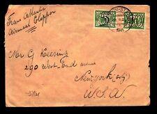 Netherlands 1941 Censor Atlantic Clipper / Light Creasing (I) - L9701