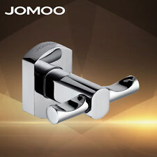 JOMOO Bathroom Kitchen Zinc-Alloy Clothes Coat Towel Robe Hook Wall Mount Hanger