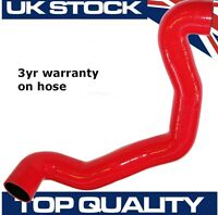 Rover 25 2.0D TCIE, Intercooler to Inlet Manifold Silicone Hose, PNH101140 Red