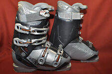 Women's Nordica Ski Boots Cruise NFS 55  Used Size Mon 23.5  275MM  Us 6.5