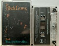 Shake Your Money Maker by The Black Crowes (Cassette, 1990, Def American)