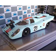 Slot Car Fly 99128 Porsche 917K Gulf Serie Le Mans Compatible 1/32 Scalextric