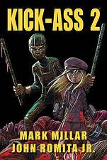 MARVEL COMICS KICK-ASS 2 HC HARDCOVER HIT GIRL RED MIST MILLAR ROMITA JR.