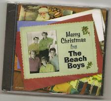 """THE BEACH BOYS, CD """"MERRY CHRISTMAS FROM THE BEACH BOYS"""" NEW SEALED"""