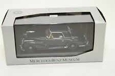 FF 1:43 MINICHAMPS MERCEDES BENZ MERCEDES-BENZ 300S 300 S COUPE BLUE MINT BOXED