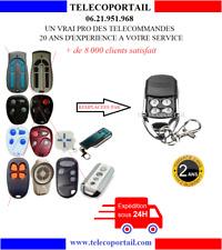 TELECOMMANDE COMPATIBLE AVIDSEN 104257 114253 104250 104251 104350 654250 ...