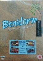 Benidorm - Series 1-4 And Specials (DVD, 2011, 9-Disc Set, Box Set) New Sealed