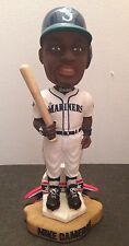 Mike Cameron Seattle Mariners Bobblehead, USA Pennant Base Repaired