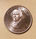 John Adams Presidential Medallion 1797 - 1801