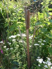Metal Garden Marker Ornamental Stake Bullrush