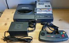 Amiga CD32 Konsole Computer mit 3 CDs