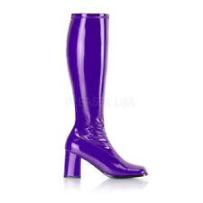Stivali e stivaletti da donna viola Pleaser