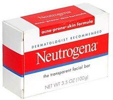 Jabon Neutrogena Para Acne - Set De 8 Barras Para Limpieza Facial Contra El Acne