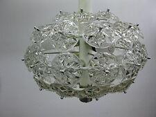 années 70 vintage plafonnier sputniklampe Pissenlit Ddr Design Emil Stejnar