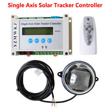 12V/24V Complete Electric Single Axis Solar Panel Tracking Tracker Controller Ig