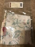 Longaberger Row Your Boat Basket Liner - Heirloom Floral