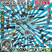 Sniper Rifle/ Bow Supercharged PL144 -Choose from List-|Fortnite STW XBOX/PS4/PC