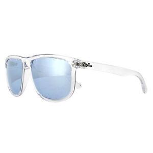 Ray-Ban Sunglasses 4147 63251U Transparent Violet Mirror 60mm