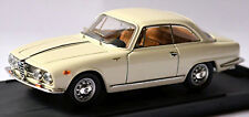 ALFA ROMEO 2000 SPRINT Coupé 1960-62 Antiguo Blanco Antiguo Blanco 1:43 BANG