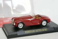 Ferrari Auto Avio,Scale 1:43 by Altaya