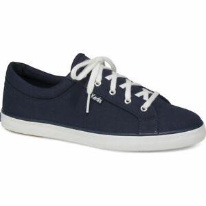 Keds Womens Maven Twill Shoes Navy
