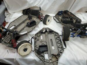 Traxxas Slash 1/10 4wd Lot, Project Roller,