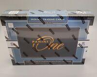 2020 Panini One NFL Football - Factory Sealed Box - FREE SHIPPING