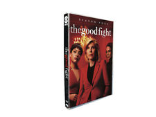 The Good Fight Season 4  (DVD) NEW Free shipping
