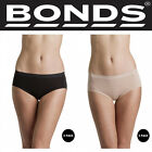 3 Pack Womens Bonds Cottontails Midi Briefs Underwear Black Foundation WY5PA
