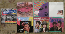 LOT of 7 ARETHA FRANKLIN 45rpm Picture Sleeves (ONLY) NO 45s!!