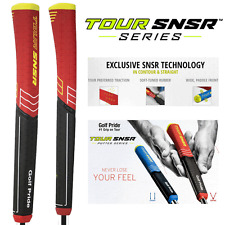 """NEW 2017"" Golf Pride Tour Series snsr ™ Contour 140cc Golf Grip Putter Jumbo"