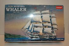ACADEMY 1/200 SCALE NEW BEDFORD WHALER 1835 PLASTIC MODEL ASSEMBLY KIT 1441 #14