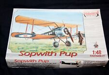 Eduard 8011 'Flying Circus' Sopwith Pup 1:48 kit New
