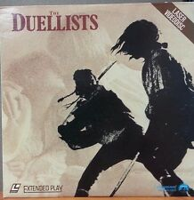 THE DUELLISTS Laserdisc (LD, 1978, LV 8975) Very Good