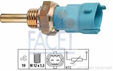 FACET Sensore, Temperatura olio per ALFA ROMEO BRERA OPEL AGILA CORSA 7.3239