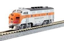 voie N - Locomotive diesel Set F3A+B Western Pacifique numérique 176-1203 1208