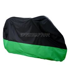 XXXL Size Green Motorcycle Cover Bag For Harley Electra Glide Classic FLHTC