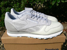 Reebok Classic Leather Trainers Size 9.5
