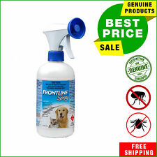 Frontline Spray 500 mL for Dogs and Cats Flea and Tick control treatment