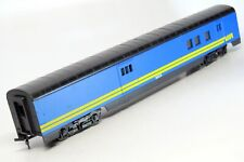 1-75111 HO 85 Ft Streamline Corrugated Pass Slumber Coach VIA Rail