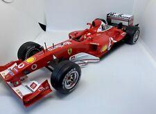 1/18 F1 Hotwheels Ferrari F2003 M. Schumacher Marlboro Conversion