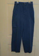 Women's Blue Villager Sport Casual  Pants Size 8