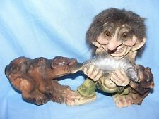 Ny Form Nyform Troll With Bears Norway Collectable Norwegian Limited