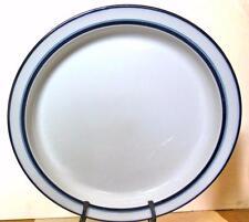 """Vintage Dansk Chop Plate Christianshavn Blue 13"""" Bistro Portugal"""