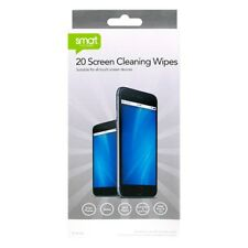 Screen Cleaning Wipes 20 Pack iPad PC LCD TV Computer Laptop Monitor Clean Kit