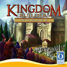 Kingdom Builder: Nomads Expansion #1 From Queen Games Board Game ASM Q60923