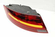 2008 2009 2010 2011 2012 2013 AUDI TT S COUPE - REAR LEFT TAIL LIGHT / LAMP