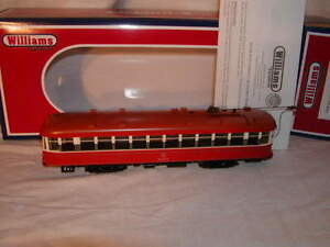 Williams by Bachmann BAC 23902 Chicago Surface Lines Peter Witt Streetcar MIB O