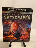 Skyscraper UHD Dwayne Johnson NEW